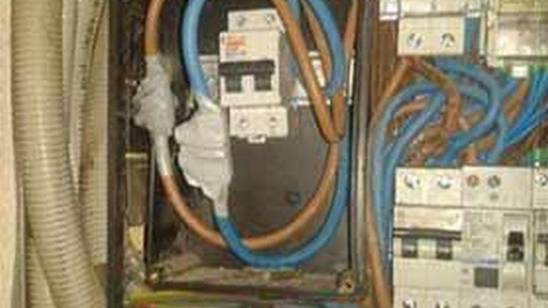 Fraude Electricidad